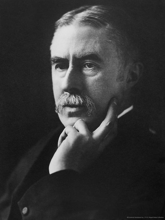 A.E. Housman, Writer, 1912
