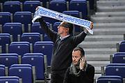 DESCRIZIONE : Eurolega Euroleague 2014/15 Gir.A Real Madrid - Dinamo Banco di Sardegna Sassari<br /> GIOCATORE : Tifosi Pubblico<br /> CATEGORIA : Tifosi Pubblico Spettatori<br /> SQUADRA : Dinamo Banco di Sardegna Sassari<br /> EVENTO : Eurolega Euroleague 2014/2015<br /> GARA : Real Madrid - Dinamo Banco di Sardegna Sassari<br /> DATA : 05/11/2014<br /> SPORT : Pallacanestro <br /> AUTORE : Agenzia Ciamillo-Castoria / Luigi Canu<br /> Galleria : Eurolega Euroleague 2014/2015<br /> Fotonotizia : Eurolega Euroleague 2014/15 Gir.A Real Madrid - Dinamo Banco di Sardegna Sassari<br /> Predefinita :