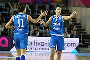 DESCRIZIONE : Orchies 26 giugno 2013 Eurobasket 2013 femminile<br /> Italia Nazionale Femminile Serbia<br /> GIOCATORE : raffella masciadri, sabrina cinili<br /> CATEGORIA : <br /> SQUADRA : Italia Nazionale Femminile <br /> EVENTO : Eurobasket 2013<br /> Italia Nazionale Femminile Serbia<br /> GARA : Italia Nazionale Femminile Serbia<br /> DATA : 26/06/2013<br /> SPORT : Pallacanestro <br /> AUTORE : Agenzia Ciamillo-Castoria/ElioCastoria<br /> Galleria : Eurobasket 2013<br /> Fotonotizia : Orchies 27 giugno 2013 Eurobasket 2013 femminile<br /> Italia Nazionale Femminile Serbia<br /> Predefinita :