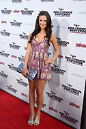 HOLLYWOOD, CA - AUGUST 10:  Celebrity arrivals at the Los Angeles premiere of Weinstein Co.'s 'Inglourious Basterds' held at Grauman's Chinese Theatre on August 10, 2009 in Hollywood, California.  (Photo by German Silva.)<br /> <br /> Prints from this or other event may be ordered at http://www.imagequix.com/photog.php?id=299L993