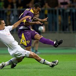 20090805: Footbal-Soccer - European League, NK Maribor vs FC Zurich