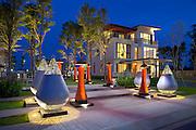 Photo shoot for Vinacapital for the Dai Phuoc Lotus development near Ho Chi Minh City
