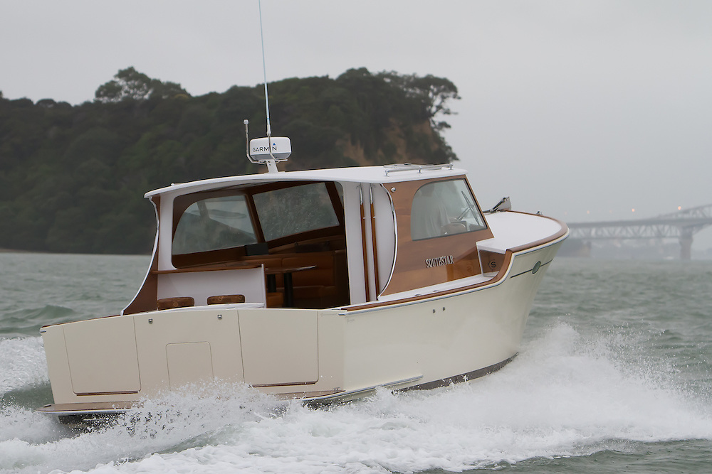 Salthouse Boatbuilders. Southstar 37.