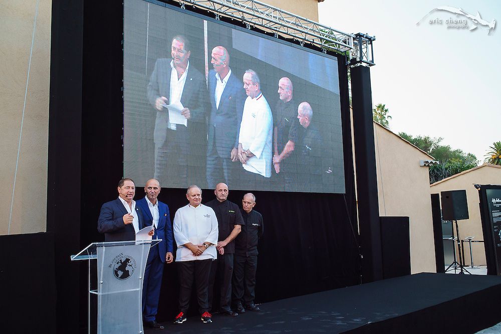 Introducing Joel Robuchon, world-renowned chef