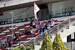 May 10, 2019 - Barcelona, Spain - Motorsports: FIA Formula One World Championship 2019, Grand Prix of Spain, ..Fans of #88 Robert Kubica (POL, ROKiT Williams Racing) (Credit Image: © Hoch Zwei via ZUMA Wire)