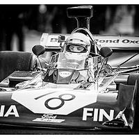#18, Surtees TS14 3000cc (1973), Chris Perkins (GB), Silverstone Classic 2015, FIA Masters Historic Formula One. 25.07.2015. Silverstone, England, U.K.  Silverstone Classic 2015.