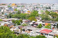 View from Golden Mount Bangkok Thailand&#xA;<br />