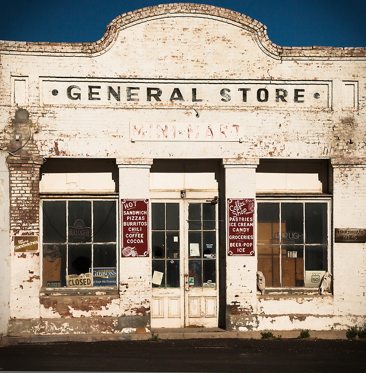 General Store ~ Closed