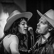Nikki Lane performs at Gypsy Sallys in Washington, DC on 10/30/2015.