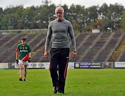 Lahardane manager John Maughan.<br /> Pic Conor McKeown