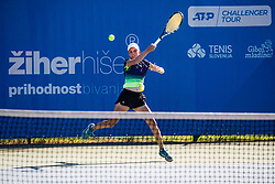 Lian Benedejcic women's senior of Slovenian championship Zavarovalnica Sava tournament at ATP Challenger Zavarovalnica Sava Slovenia Open 2019, on August 9, 2019 in Sports centre, Portoroz/Portorose, Slovenia. Photo by Grega Valancic / Sportida