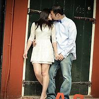 Set #2 - New Orleans Wedding Engagement