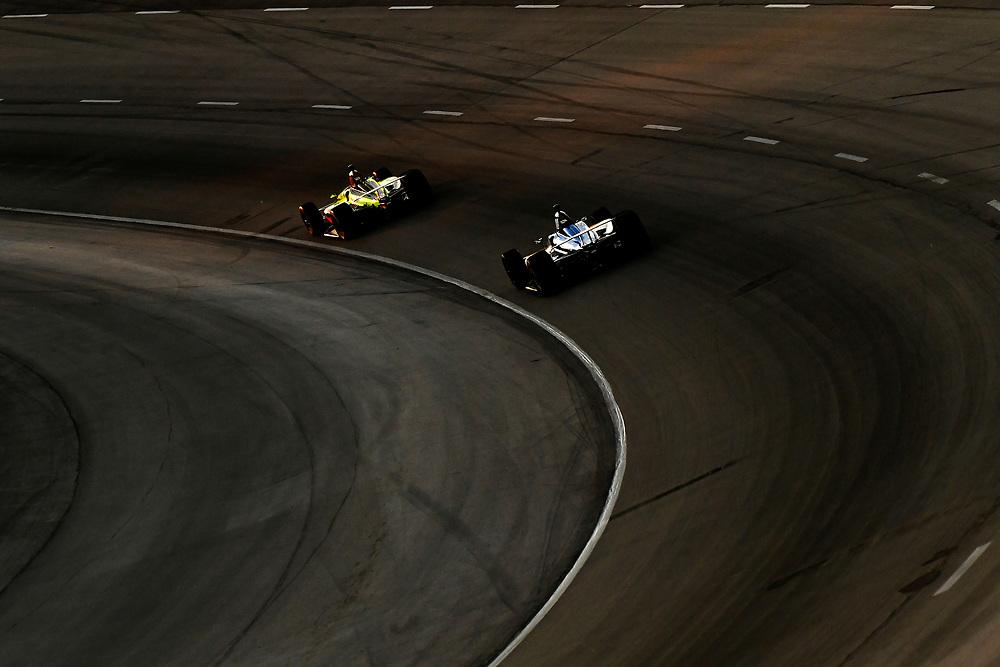 Sébastien Bourdais, Dale Coyne Racing with Vasser-Sullivan Honda, Takuma Sato, Rahal Letterman Lanigan Racing Honda