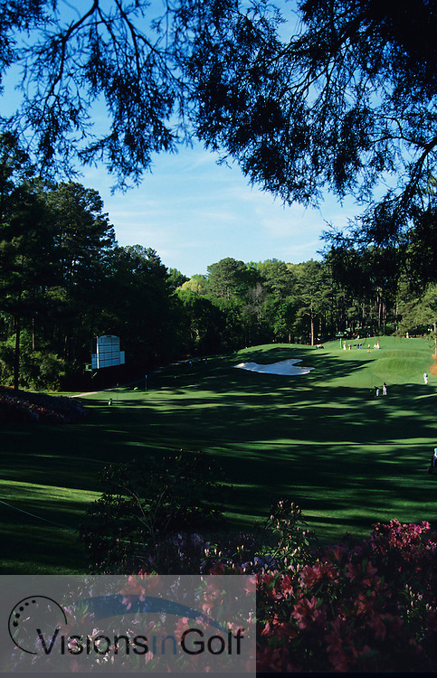 A general scene at Augusta National Golf Club , photographed on practice day<br /> 940411 / Augusta, USA / Photo &copy; Visions In Golf / Mark Newcombe / Masters at Augusta National Golf Club