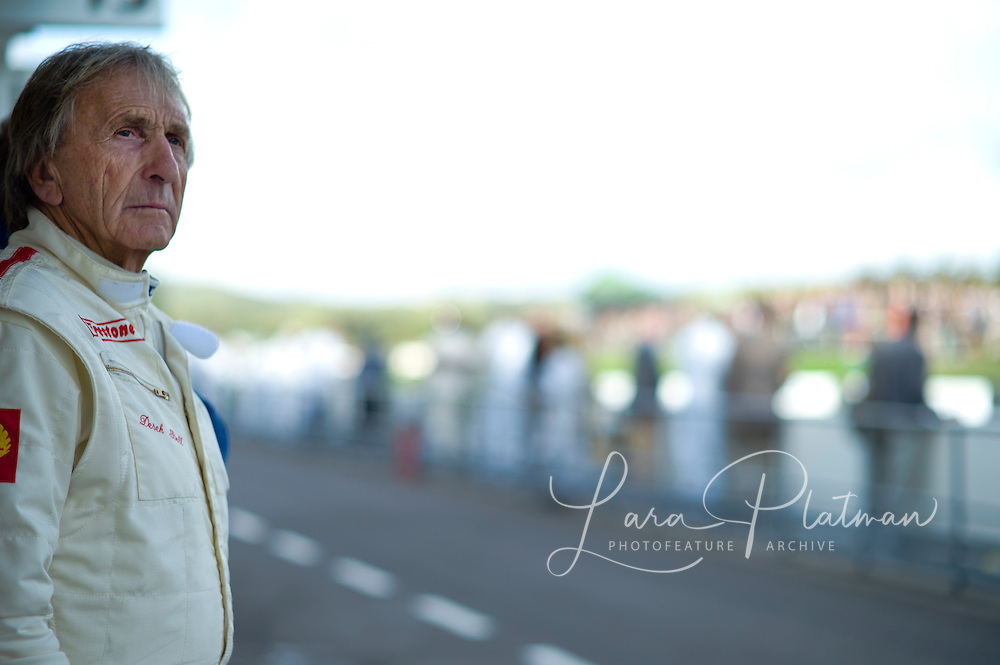 Derek Bell at Goodwood