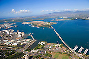 Pearl Harbor, Oahu, Hawaii