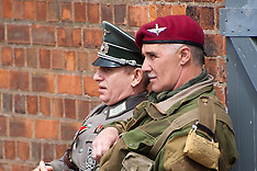 World War 2 Re-enactors