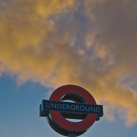 A Good Day to Stay in the Tube.