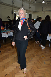KITTY ARDEN at a lunch in aid of the charity African Solutions to African Problems (ASAP) held at the Royal Horticultural Hall, Vincent Square, London on 19th May 2016.