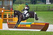 Aidan Keogh - Master Tredstep<br /> World Equestrian Festival, CHIO Aachen 2013<br /> © DigiShots