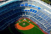 Aerial view of Yankee Stadium, Bronx, New York