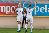 England's Steph Houghton during the frendly match between woman teams of  Spain and England at Fernando Escartin Stadium in Guadalajara, Spain. October 25, 2016. (ALTERPHOTOS/Rodrigo Jimenez)