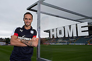 Dundee FC new signing Tom Hateley pictured at Dens Park, Dundee - Photo: David Young<br /> <br />  - &copy; David Young - www.davidyoungphoto.co.uk - email: davidyoungphoto@gmail.com