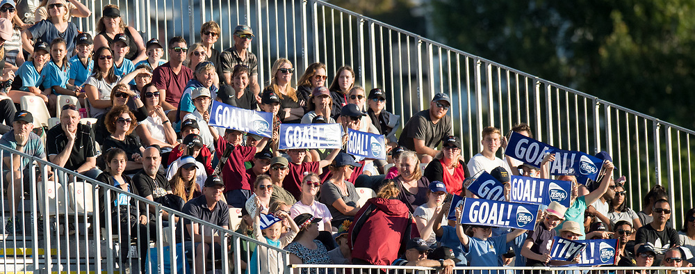 AUCKLAND - Sentinel Hockey World League final women<br /> Match id: 10301<br /> 11 GER v ARG (Pool B)<br /> Foto: Public fans<br /> WORLDSPORTPICS COPYRIGHT FRANK UIJLENBROEK