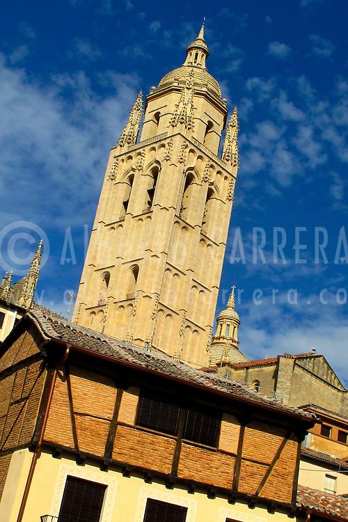 Alberto Carrera, Segovia Cathedral, Segovia province, Castilla y León, Spain, Europe