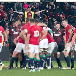 Lions Win during game 3 of the British and Irish Lions 2017 Tour of New Zealand,The match between  Crusaders and British and Irish Lions, AMI Stadium, Christchurch, Saturday 10th June 2017<br /> (Photo by Kevin Booth Steve Haag Sports)<br /> <br /> Images for social media must have consent from Steve Haag