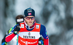 30.11.2014, Nordic Arena, Ruka, FIN, FIS Weltcup Langlauf, Kuusamo, 15 km Herren, im Bild Martin Johnsrud Sundby (NOR) // Martin Johnsrud Sundby of Norway during Mens 15 km Cross Country Race of FIS Nordic Combined World Cup at the Nordic Arena in Ruka, Finland on 2014/11/30. EXPA Pictures © 2014, PhotoCredit: EXPA/ JFK