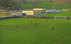 General View United Park Westport United v Usher Celtic FAI Junior Cup.<br />