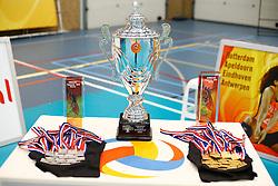 20140928 NED: Supercup, Landstede Volleybal - Kootfin Taurus: Sneek<br /> De Supercup voor de heren 2014<br /> ©2014-FotoHoogendoorn.nl / Pim Waslander