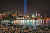 NYC Tribute in Light - 9/11 Memorial