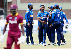 Harare- Sri Lanka v West Indies 16 Nov 2016