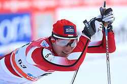 03.01.2015, Langlaufstadion, Obersdorf, GER, FIS Weltcup Langlauf, Tour de Ski, Obersdorf, Damen, Prolog 3,2 km, Einzel, im Bild SYLWIA JASKOWIEC // during the Prologue Ladies 3.2 km Individual Free Cross Country of the FIS Tour de Ski 2015 at the Langlaufstadion in Obersdorf, Germany on 2015/01/03. EXPA Pictures &copy; 2015, PhotoCredit: EXPA/ Newspix/ Tomasz Markowski<br /> <br /> *****ATTENTION - for AUT, SLO, CRO, SRB, BIH, MAZ, TUR, SUI, SWE only*****