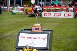 Trophy<br /> CSIO 5* Spruce Meadows Masters - Calgary 2016<br /> © Hippo Foto - Dirk Caremans<br /> 11/09/16