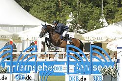 Wulschner, Holger, BSC Cavity<br /> Wiesbaden - Pfingstturnier<br /> Grosser Preis<br /> © www.sportfotos-lafrentz.de/ Stefan Lafrentz