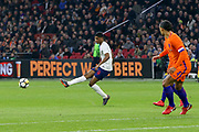 England forward Marcus Rashford during the Friendly match between Netherlands and England at the Amsterdam Arena, Amsterdam, Netherlands on 23 March 2018. Picture by Phil Duncan.