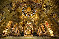 Lisa Johnston | lisa@aeternus.com | Tiwtter: @aeternusphoto Cathedral Basilica of Saint Louis, St. Louis, Missouri.