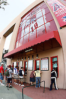 May 5, 2007: Fans at the ticket window before the Chicago White Sox played the Los Angeles Angels of Anaheim at Anaheim Stadium in Anaheim, CA..