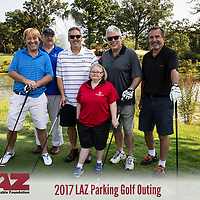 LAZ Golf Outing 2017 Foursomes