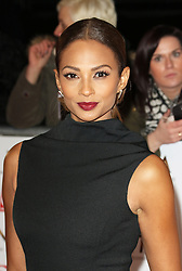 © Licensed to London News Pictures. 21/01/2015, UK. Alesha Dixon, National Television Awards, The O2, London UK, 21 January 2015. Photo credit : Richard Goldschmidt/Piqtured/LNP
