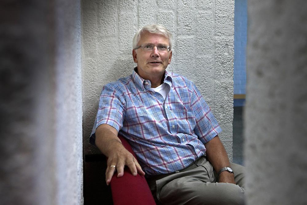 uithuizen 20100720. Directeur Lex van Geffen van Ability . foto: Pepijn van den Broeke.