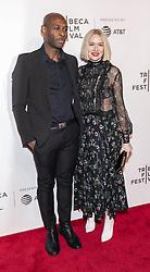 April 28, 2019 - New York, New York, United States - Julius Onah and Naomi Watts attend ''Luce'' premiere during 2019 Tribeca Film Festival at The Stella Artois Theatre, Manhattan (Credit Image: © Sam Aronov/Pacific Press via ZUMA Wire)