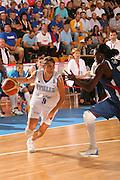 DESCRIZIONE : Chieti Italy Italia Eurobasket Women 2007 Italia Italy Francia France <br /> GIOCATORE : Francesca Modica <br /> SQUADRA : Nazionale Italia Donne Femminile EVENTO : Eurobasket Women 2007 Campionati Europei Donne 2007<br /> GARA : Italia Italy Francia France <br /> DATA : 26/09/2007 <br /> CATEGORIA : Penetrazione <br /> SPORT : Pallacanestro <br /> AUTORE : Agenzia Ciamillo-Castoria/E.Castoria Galleria : Eurobasket Women 2007<br /> Fotonotizia : Chieti Italy Italia Eurobasket Women 2007 Italia Italy Francia France <br /> Predefinita :