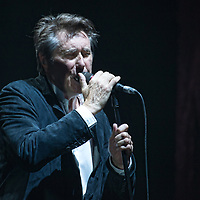 Bryan Ferry in concert at The Usher Hall Edinburgh, Great Britain 19th April 2018