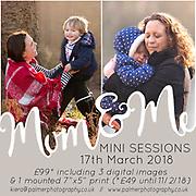 Mum & Me Mini Sessions 2018