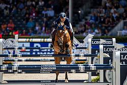 Bluman Daniel, ISR, Ladriano Z<br /> European Championship Jumping<br /> Rotterdam 2019<br /> © Hippo Foto - Dirk Caremans