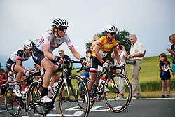 Coryn Rivera (USA) on Hankaberg at Lotto Thuringen Ladies Tour 2018 - Stage 5, a 102.9 km road race starting and finishing in , Germany on June 1, 2018. Photo by Sean Robinson/velofocus.com